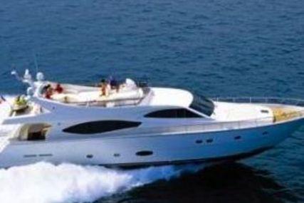 Ferretti 680 for sale in Greece for €500,000 (£438,554)