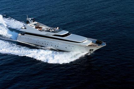 Cantieri di Pisa Akhir 125 for sale in Greece for €8,250,000 (£7,236,144)