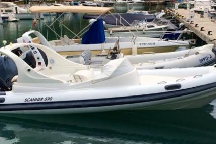 scanner 590 Rib for sale in Spain for €14,900 (£13,170)