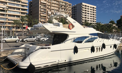 Image of Azimut 62 for sale in Spain for £399,950 Mallorca, Spain