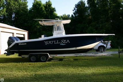Triton 2895 CC for sale in United States of America for $48,000 (£37,282)