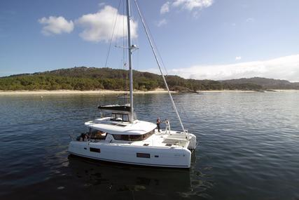 Lagoon 42 for sale in France for €449,500 (£397,499)