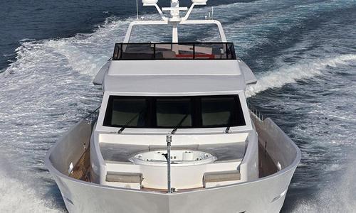 Image of Tecnomar Nadara 30 for sale in Greece for €2,100,000 (£1,857,059) Greece