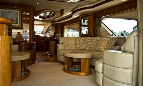 Image of Azimut Yachts 80 for sale in Turkey for €1,900,000 (£1,698,613) Turkey