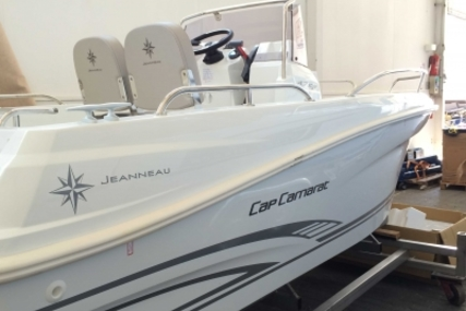 Jeanneau Cap Camarat 4.7 CC for sale in Germany for €8,990 (£7,909)