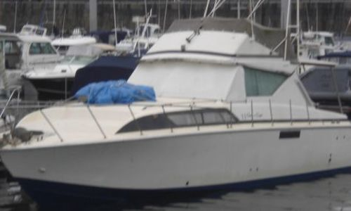 Image of Chris-Craft 37 for sale in Guernsey and Alderney for £25,000 Guernsey and Alderney