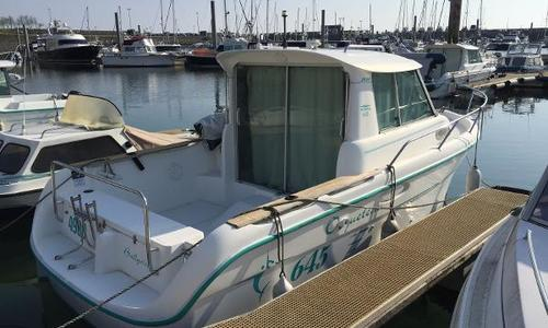 Image of Ocqueteau 645 for sale in Guernsey and Alderney for £19,000 Guernsey and Alderney