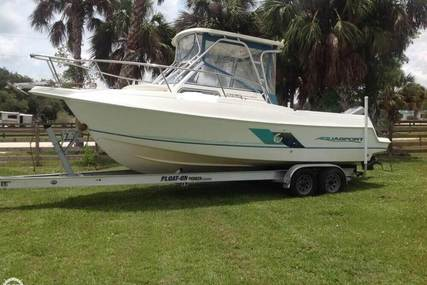 Aquasport 225 Explorer for sale in United States of America for $10,000 (£7,703)