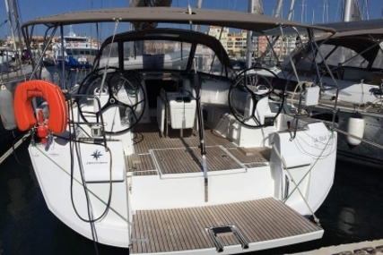 Jeanneau Sun Odyssey 509 for sale in France for €245,000 (£216,427)