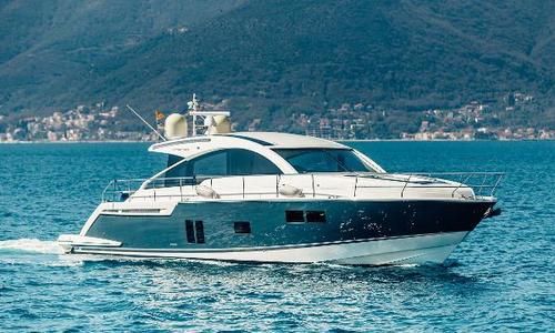 Image of Fairline Targa 58 Gran Turismo for sale in France for €649,000 (£570,489) Beaulieu, France