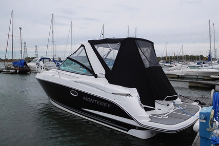 Monterey 295 SY - 2017 Model - *UNDER OFFER* for sale in United Kingdom for £119,950