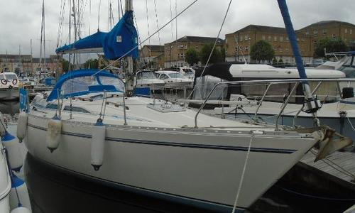 Image of Moody 346 for sale in United Kingdom for £37,950 Cardiff, United Kingdom