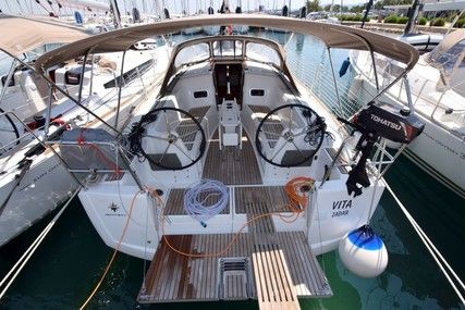 Jeanneau Sun Odyssey 349 for sale in Croatia for €89,900 (£78,189)
