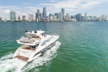 Azimut Yachts 70 Flybridge for sale in United States of America for $1,449,000 (£1,151,179)
