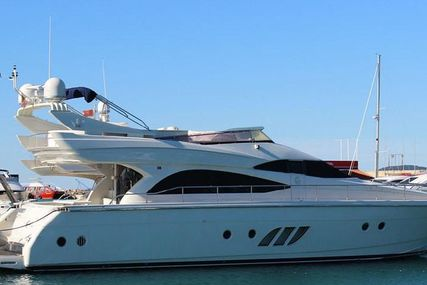 Dominator 620 S for sale in Montenegro for €670,000 (£598,984)