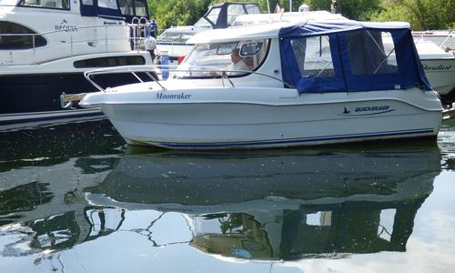 Image of Quicksilver Pilothouse 640 for sale in United Kingdom for £16,495 Reading, Berkshire, , United Kingdom