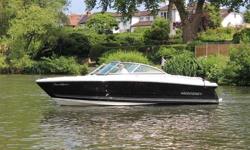 Image of Monterey 180 FS for sale in United Kingdom for £11,950 Walton-on-Thames, Surrey, , United Kingdom