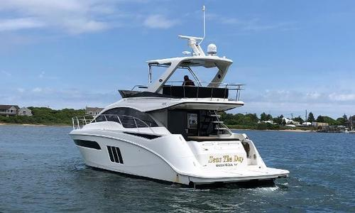 Image of Sea Ray 510 Fly for sale in United States of America for $899,000 (£677,764) Montauk, NY, United States of America