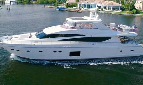 Image of Princess 58 for sale in United States of America for $4,495,000 (£3,392,709) Jupiter, United States of America