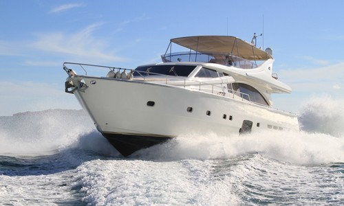Image of Ferretti 731 for sale in Singapore for $1,250,000 (£983,083) Singaporre, Singapore