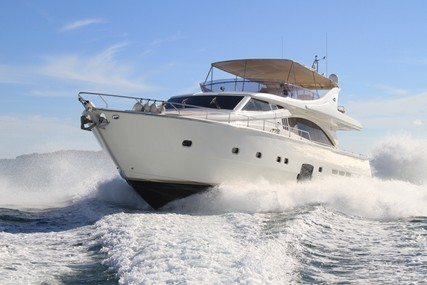 Ferretti 731 for sale in Singapore for $1,250,000 (£941,329)