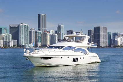 Azimut Yachts 70 for sale in United States of America for $1,650,000 (£1,291,302)
