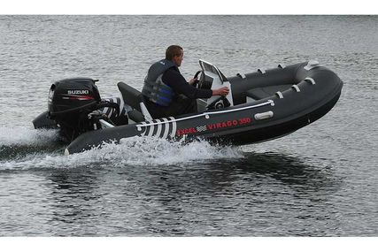 Excel Virago 350 Aluminium Hull RIB for sale in United Kingdom for £8,400