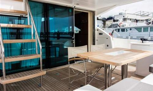 Image of Fairline Squadron 65 for sale in Spain for €1,299,000 (£1,133,429) Barcelona, Spain