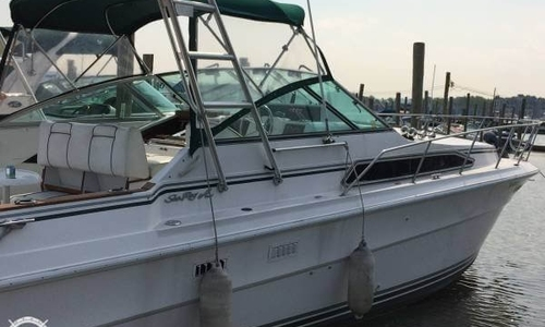 Image of Sea Ray 340 Sundancer for sale in United States of America for $11,500 (£8,859) Piermont, New York, United States of America