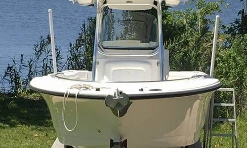 Image of Edgewater 318CC for sale in United States of America for $94,900 (£72,973) Daytona Beach, Florida, United States of America