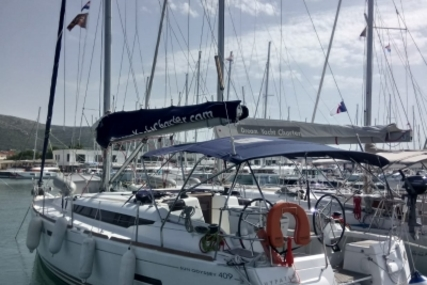 Jeanneau Sun Odyssey 409 for sale in Croatia for €100,000 (£88,022)