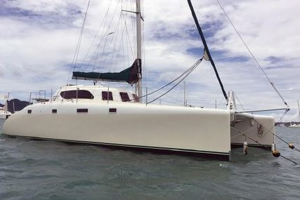 12m Catamaran Andaman Cabriolet- 2009 for sale in Thailand for $161,900 (£122,198)