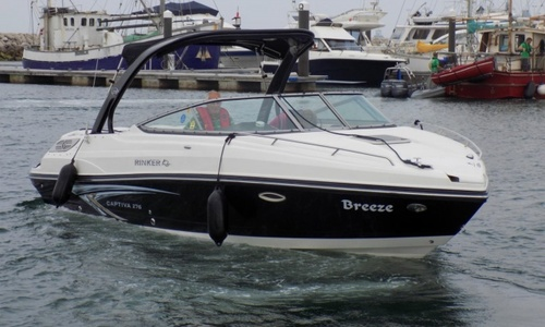 Image of Rinker 276 for sale in United Kingdom for £37,950 Weymouth, United Kingdom