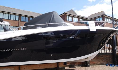 Image of Atlantic Sun Cruiser 730 for sale in United Kingdom for £65,642 Poole, United Kingdom
