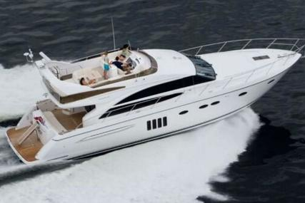 Princess 62 for sale in Greece for €690,000 (£622,553)
