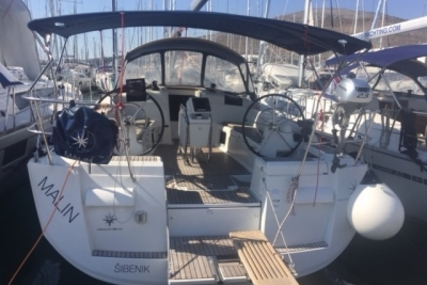 Jeanneau Sun Odyssey 439 for sale in Croatia for €85,000 (£74,961)