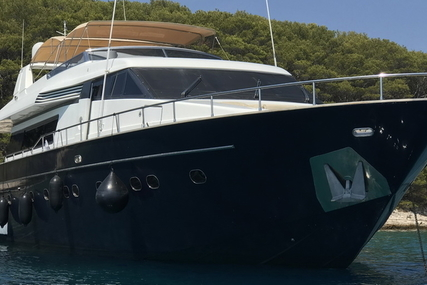 Sanlorenzo 82 for sale in Croatia for €899,000 (£786,788)
