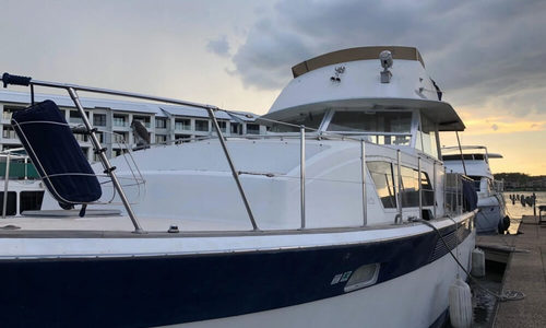 Image of Chris-Craft 410 Commander for sale in United States of America for $27,500 (£20,940) Montgomery, Texas, United States of America