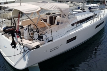 Jeanneau Sun Odyssey 440 for sale in France for €320,000 (£280,434)