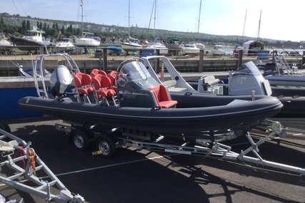 Shearwater Cutter 6.8 Custom RIB for sale in United Kingdom for £44,995