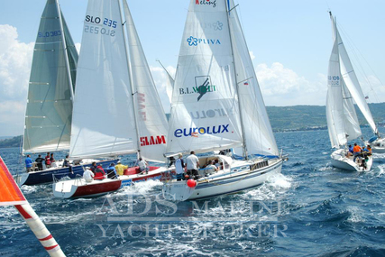 Dehler 35 CWS for sale in Croatia for €49,500 (£44,338)