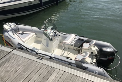Zodiac Pro Open 550 for sale in United Kingdom for £15,995