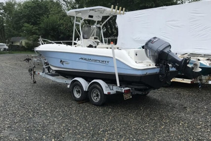 Aquasport 205 Osprey CC for sale in United States of America for $13,000 (£10,098)