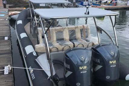 RIB QUEST 10m Super Sport for sale in Spain for €180,000 (£160,763)