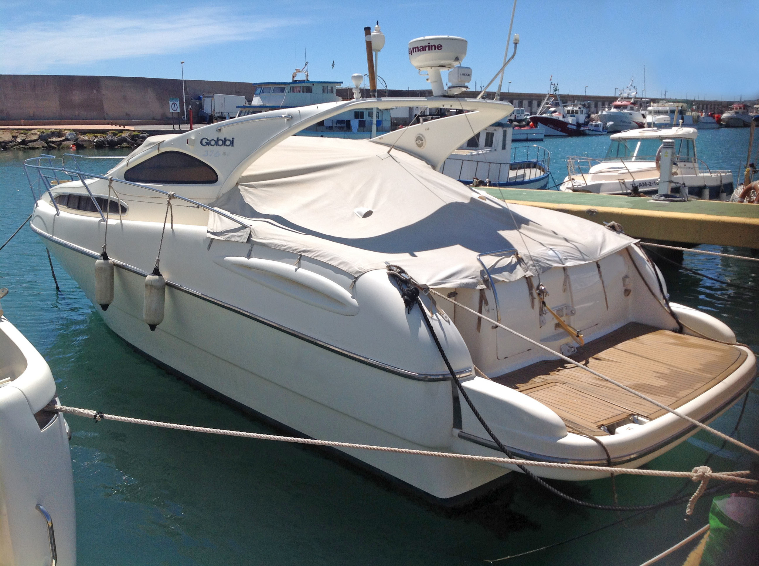 Image Of Gobbi 375 Sc For Sale In Spain For