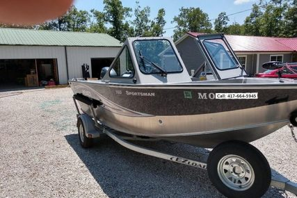 Hewescraft 160 sportsman for sale in United States of America for $24,500 (£18,690)