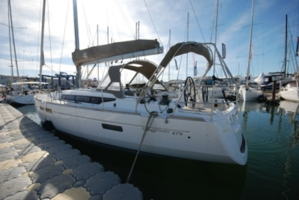 Jeanneau Sun Odyssey 479 for sale in France for €300,000 (£266,754)