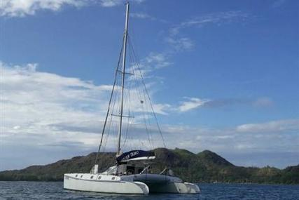 Outremer 55 for sale in Madagascar for €210,000 (£188,640)