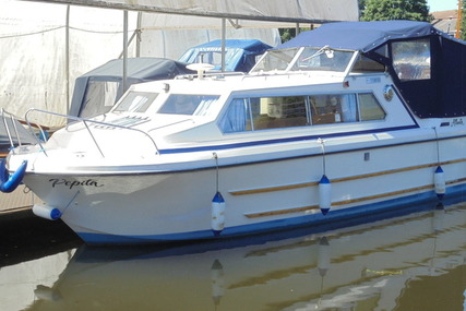 Atlanta 24 Narrow Beam 'Pepita' for sale in United Kingdom for £13,995