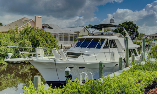 Image of Meridian 490 Pilothouse for sale in United States of America for $299,850 (£232,566) Bradenton, Florida, United States of America